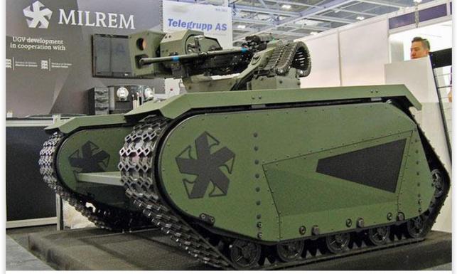 Rewolucja w wojsku? Zaprezentowano najnowszy model czołgu...
