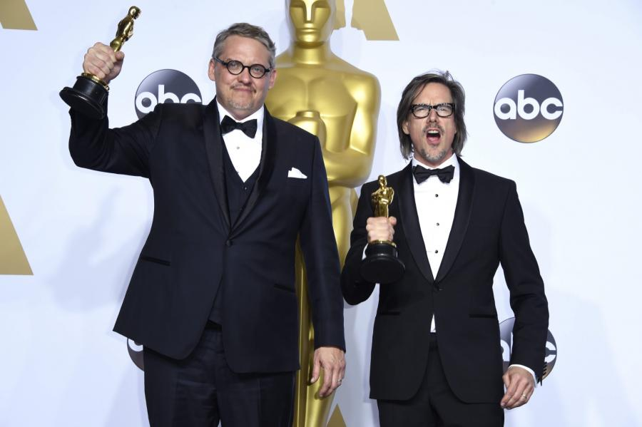 "Oscary 2016 – najlepszy scenariusz adaptowany: Adam McKay i Charles Randolph, ""Big Short"""