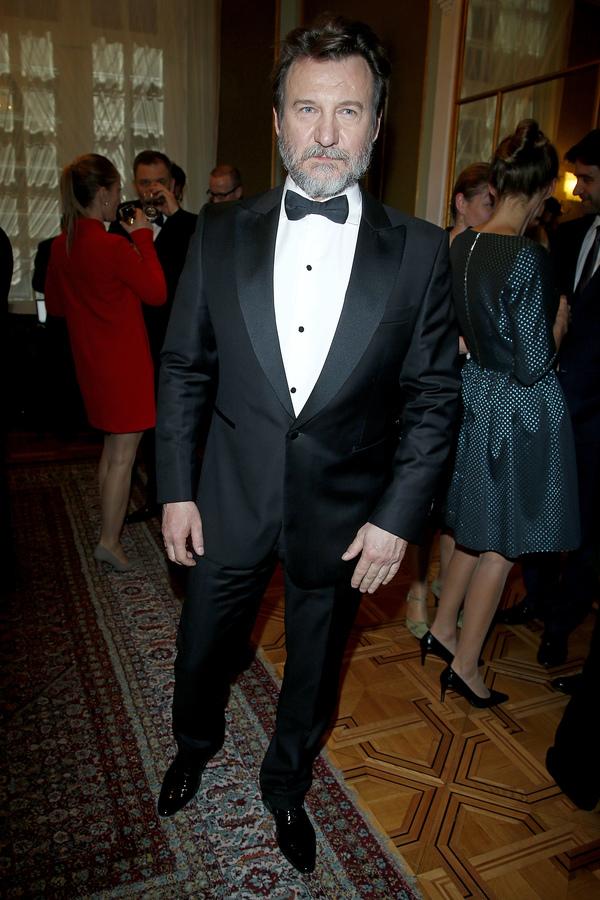 Robert Więckiewicz na gali Polskich Nagród Filmowych