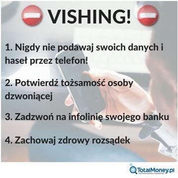 Vishing - jak reagować?