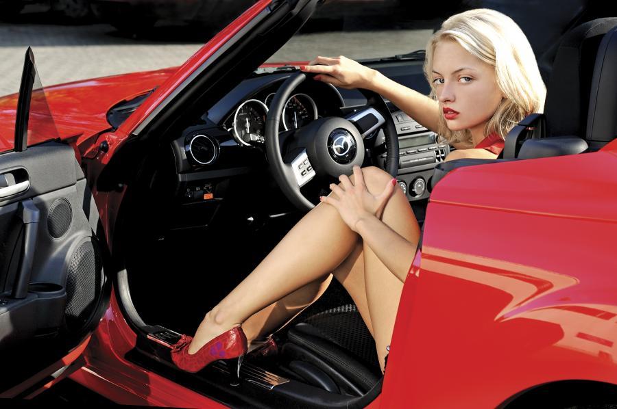 Mazda zdradza i wodzi na pokuszenie