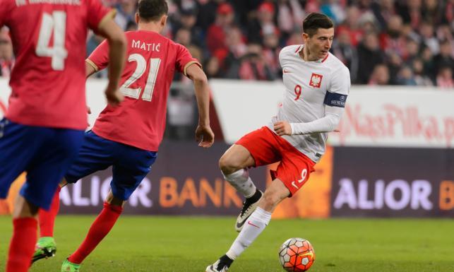 Polacy wygrali z Serbią, ale forma daleka od mistrzowskiej. Na szczęście Euro 2016 dopiero w czerwcu. ZDJĘCIA