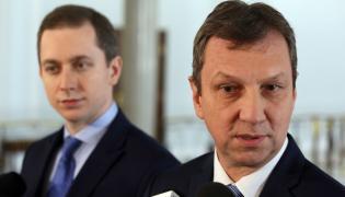 Cezary Tomczyk i Andrzej Halicki