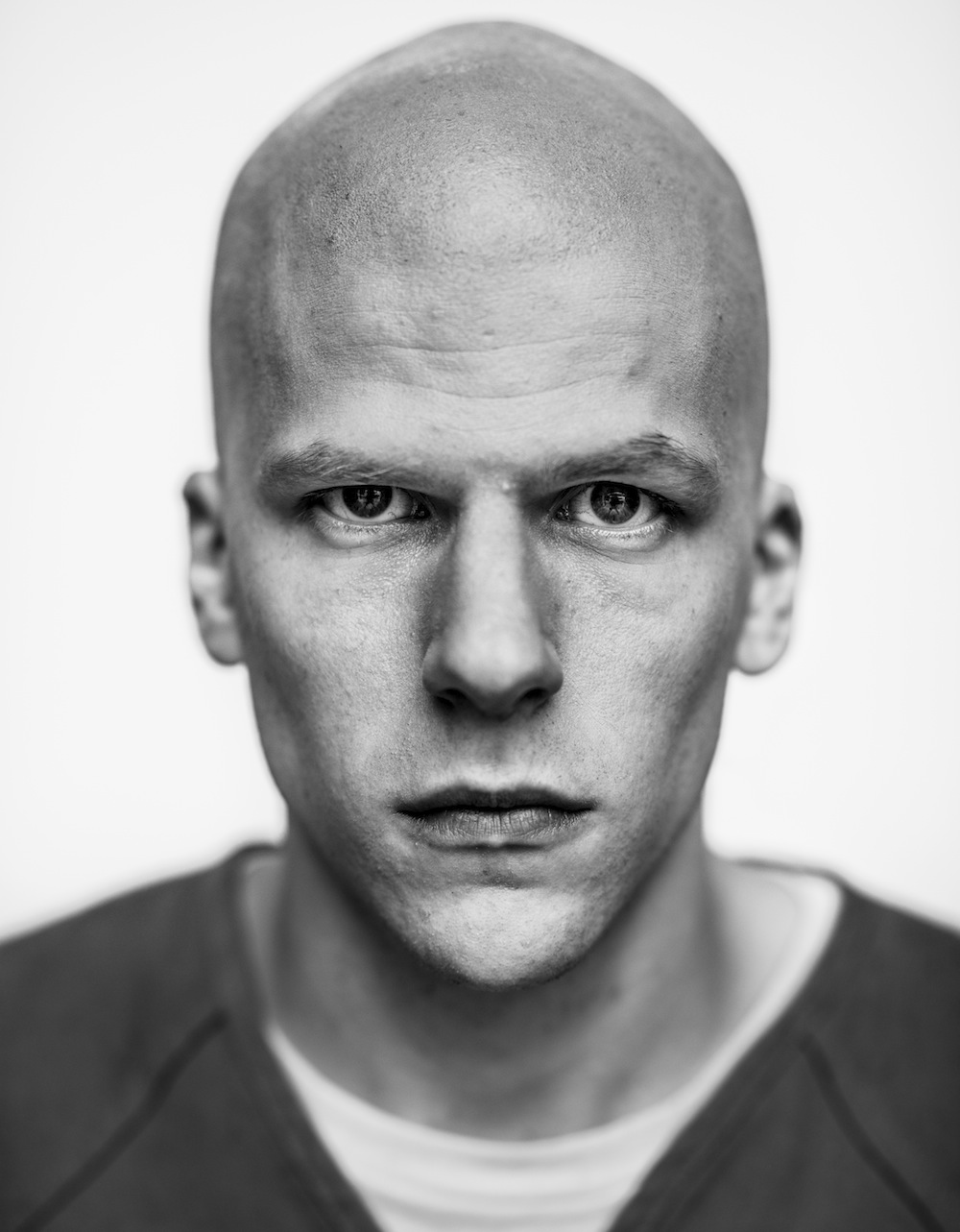 "Jesse Eisenberg jako Leks Luthor w ""Batman v. Superman"""