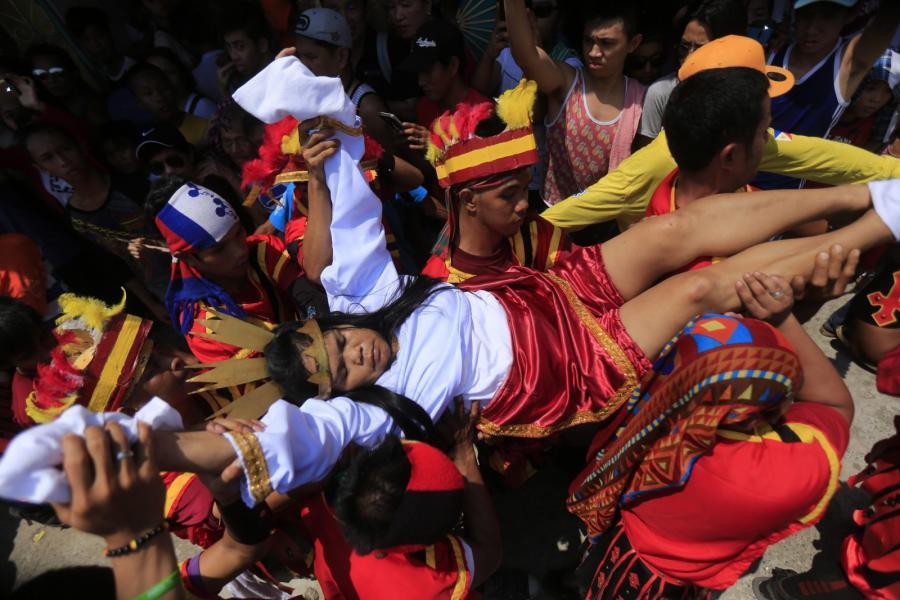 Wielki Piątek na Filipinach