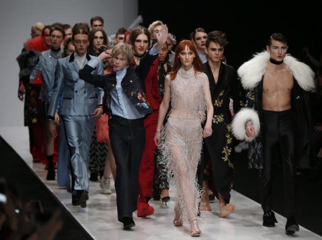 Palomos - pokaz kolekcji jesień/zima 2016/2017 na tygodniu mody w Moskwie
