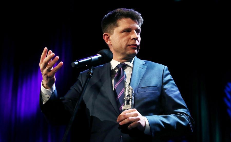 Laureat plebiscytu, zdobywca I miejsca, lider Nowoczesnej Ryszard Petru