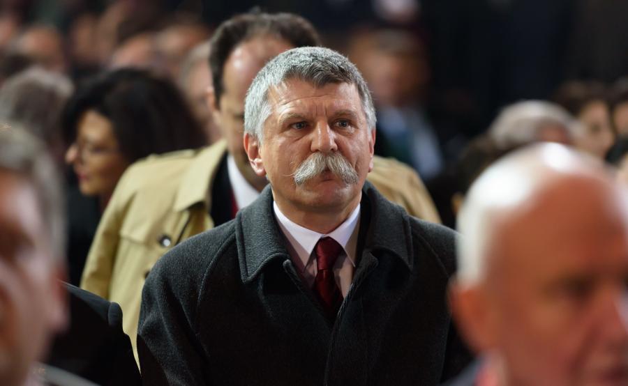 Na uroczystości 1050-lecia chrztu Polski przybył szef parlamentu Węgier, Laszlo Kover