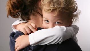 Dziecko z matką