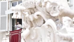 Papież modlił się o pokój w Syrii