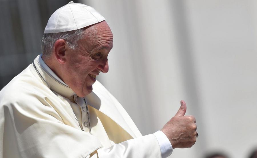 Papież spotka się z Beatą Szydło