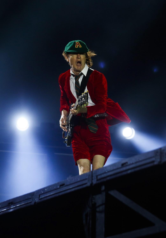 Koncertem w Lizbonie AC/DC wznowiło trasę koncertową