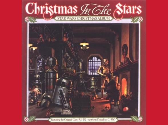 Święta z gwiezdnymi wojnami