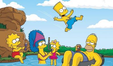 Simpsonom stuknęła dwudziestka