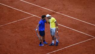 Feliciano Lopez i Marc Lopez