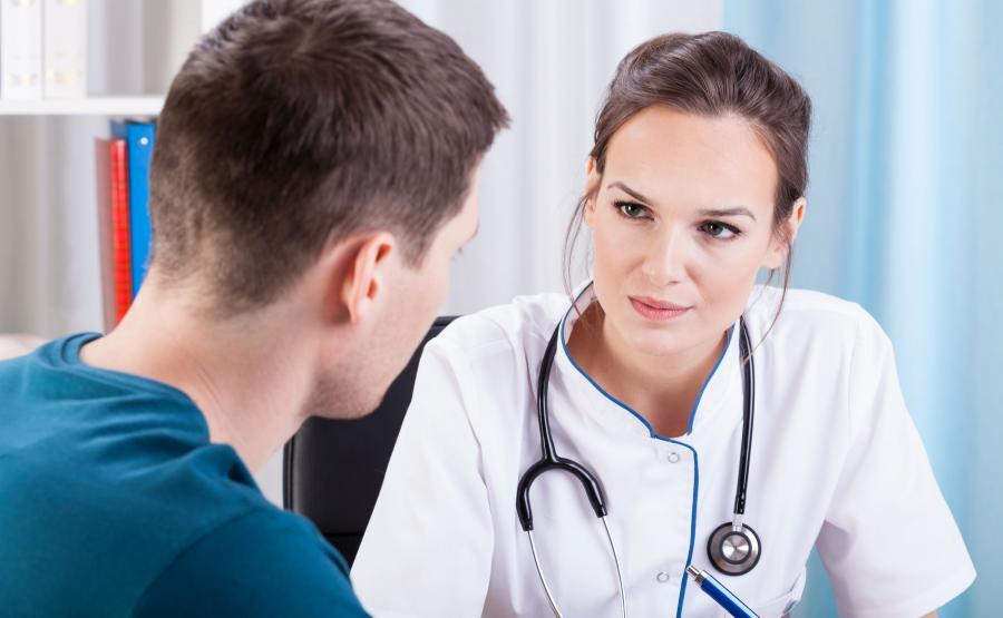 6. Skorzystaj z pomocy lekarza