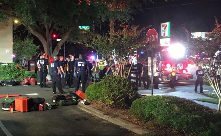 Strzelania w klubie nocnym w Orlando