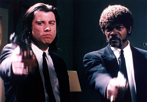 "9. ""Pulp Fiction"" (8.36517367458867)"