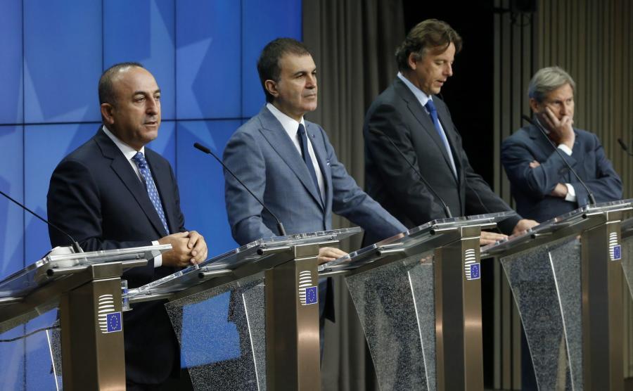 Negocjacje członkowskie Turcji i Unii Europejskiej