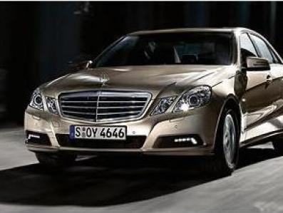 Nowa limuzyna Mercedesa z przecieku
