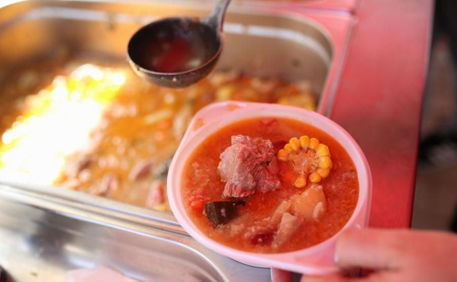 Argentyńska kuchnia podczas dni otwartych przed ŚDM