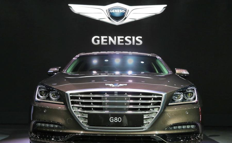 Genesis G80