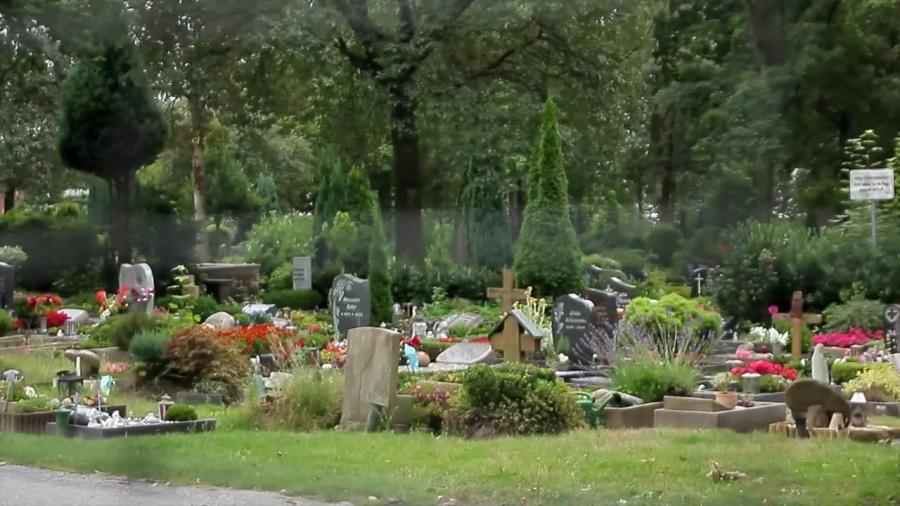 Uchodźca zgwałcił 79-latkę na cmentarzu w Nadrenii Północnej-Westfalii