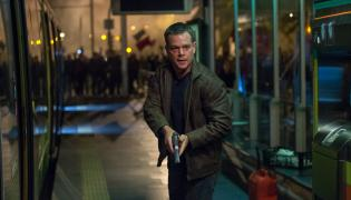 My name is Bourne, Jason Bourne