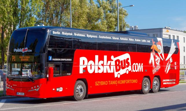 Wypadek Polskiego Busa. Rannych zostało blisko 30 osób.