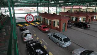 Przejście graniczne Grzechotki-Mamonowo
