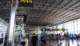 Lotnisko w Brukseli