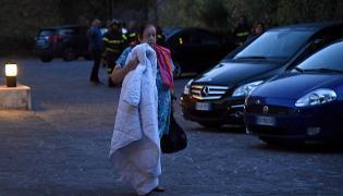 Silne trzęsienie ziemi nawiedziło środkowe Włochy