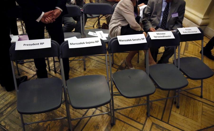 Na kongresie nie pojawił się nikt z rządzących