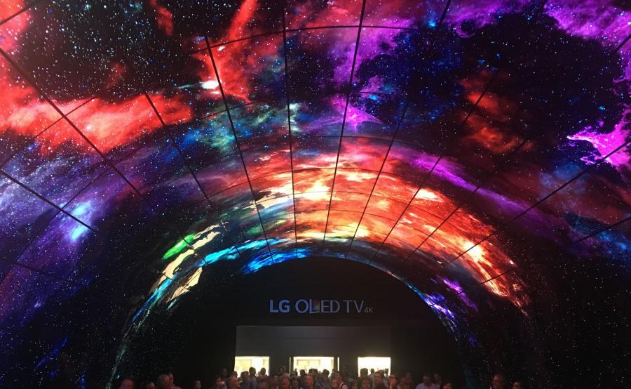 OLED LG
