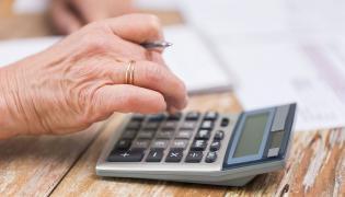 Liczenie na kalkulatorze