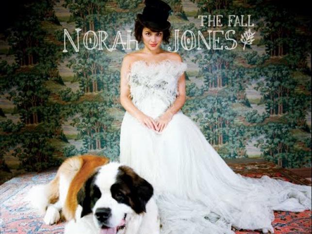 Norah Jones udostępniła nową płytę w sieci