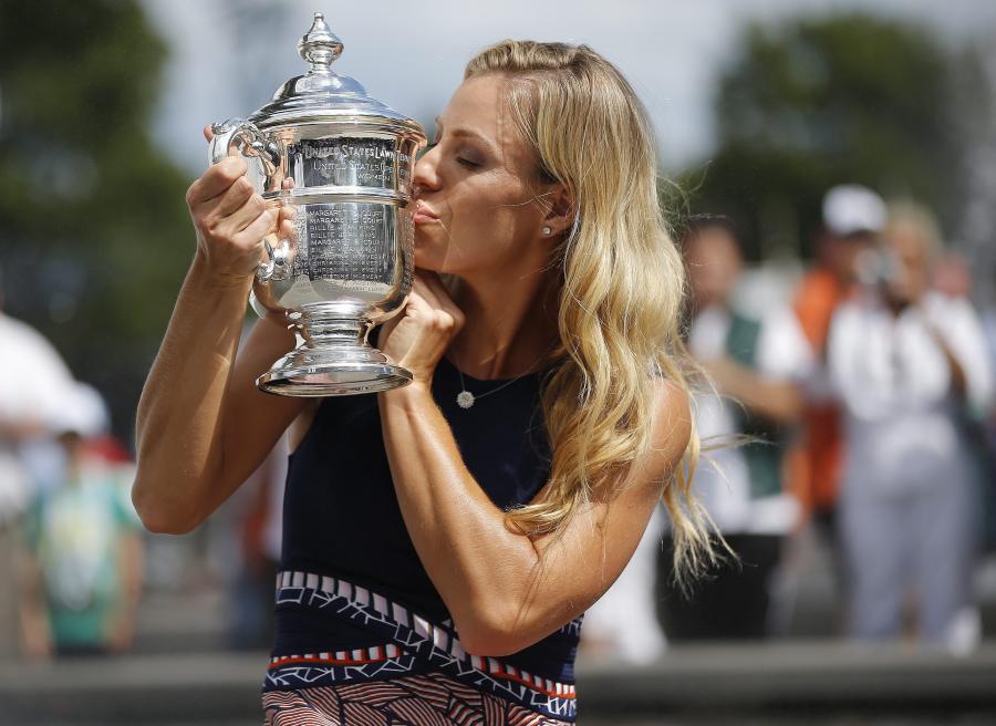 Tak wygląda nowa liderka rankingu WTA. Angelique Kerber zdetronizowała Serenę Williams