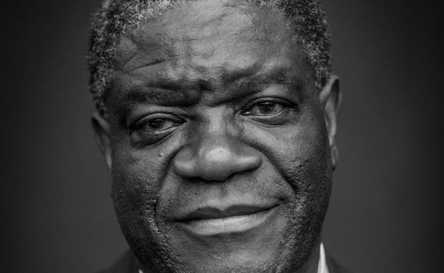 Denis Mukwege (fot. © Claude Truong-Ngoc / Wikimedia Commons)