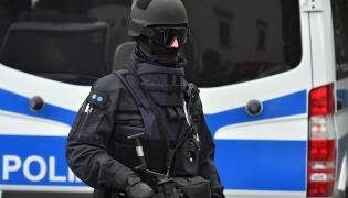 Policyjna operacja w Chemnitz