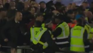 Zamieszki na meczu West Ham - Chelsea
