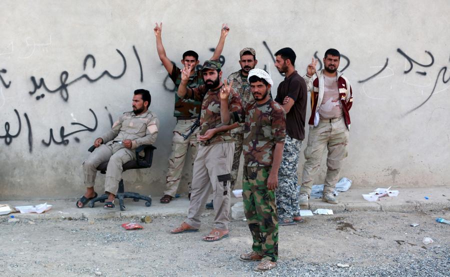 BITWA O MOSUL. WOJSKA IRACKIE ATAKUJĄ SIŁY ISIS