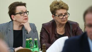 Szefowa MEN, Anna Zalewska