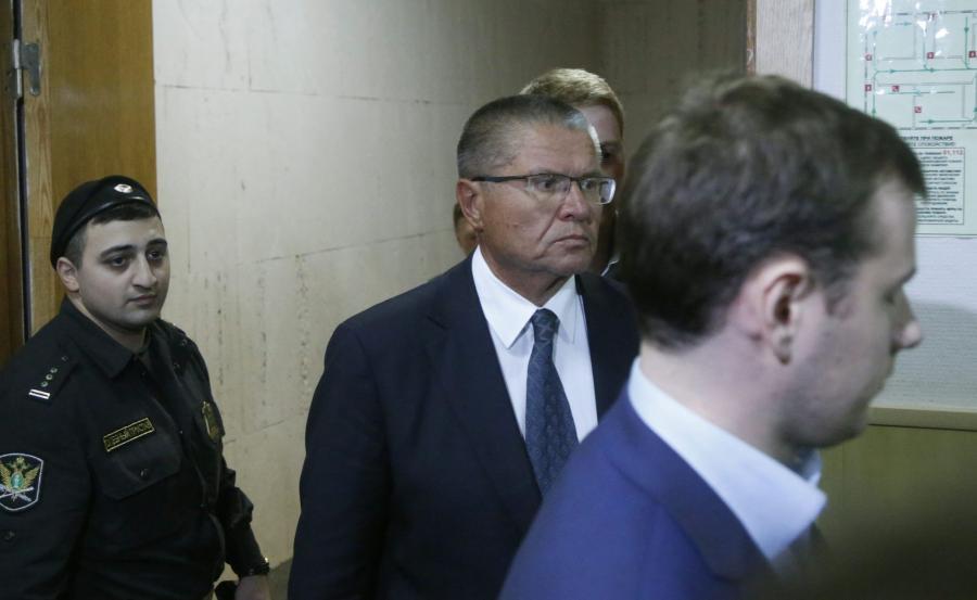 Minister Aleksiej Ulukajew