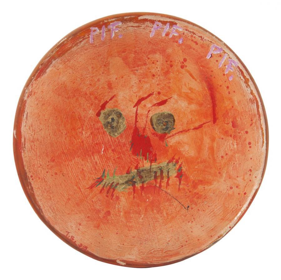 Malarstwo na ceramice: Tadeusz Brzozowski