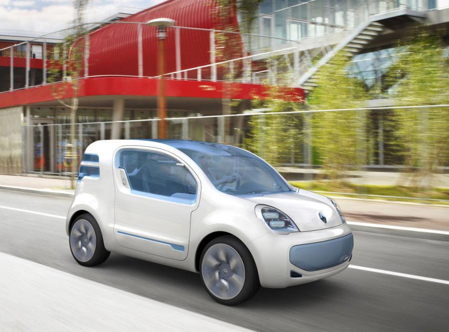 Elektryczne auta z Francji zaleją świat