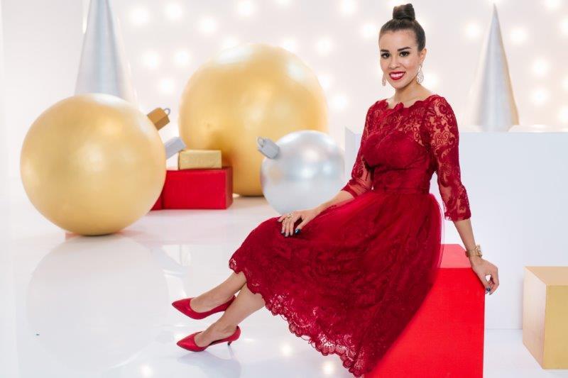 Święta w TLC z gwiazdami: Macadamian Girl