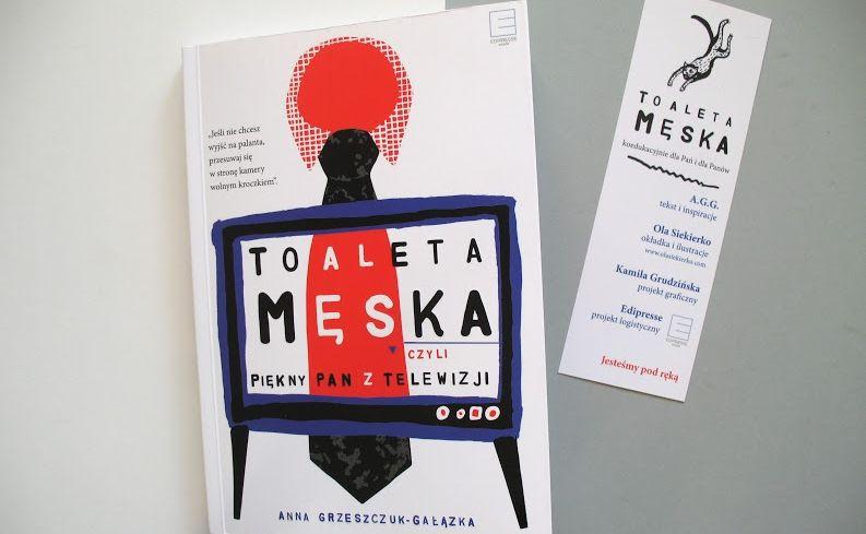 okładka książki Anny Grzeszczuk-Gałązki \