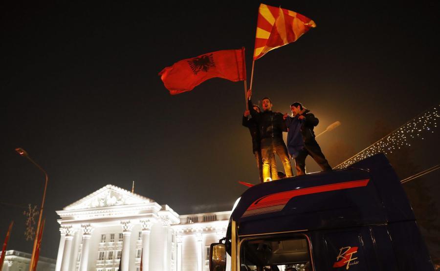 Wybory w Macedonii