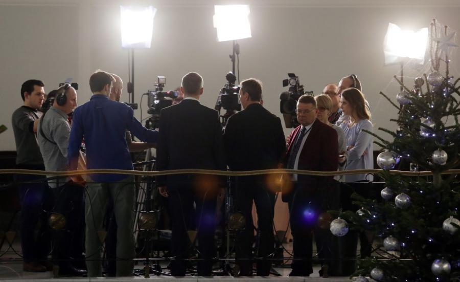 Konferencja prasowa w Sejmie