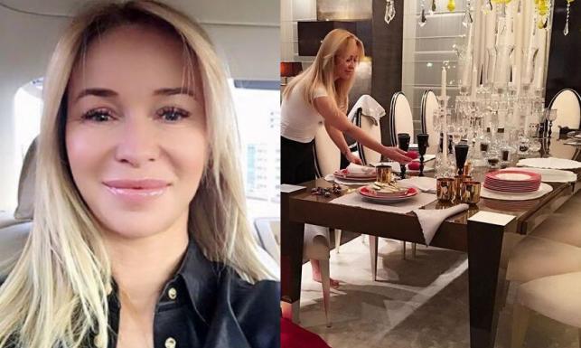 Joanna Przetakiewicz pokazała swoje luksusowe mieszkanie